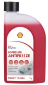 Антифриз Shell Longlife Antifreeze Ultimate Protection